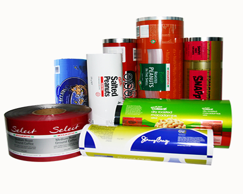 Laminated Films & Pouches